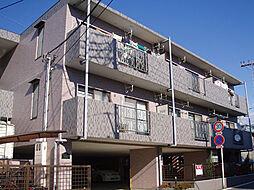 サンハイム的場[2階]の外観