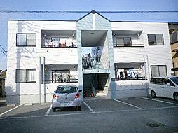 泉都ハイツ弐番館[1階]の外観