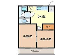 山前駅 2.0万円
