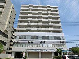 アークハイム新潟[4階]の外観