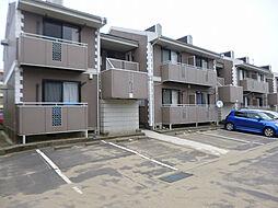 近江ロイヤルハイツA[2階]の外観