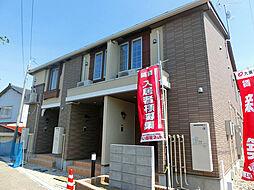 新潟県新潟市中央区上所3丁目の賃貸アパートの外観