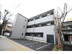 藤コーポ(けやき通り)[2階]の外観