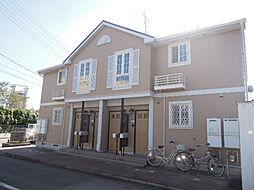 サニーファミール[2階]の外観