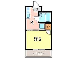 一ツ木駅 2.9万円
