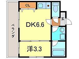 三河八橋駅 3.5万円