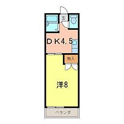 野田新町駅 3.8万円