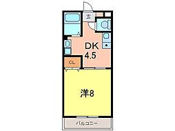 堀内公園駅 4.3万円