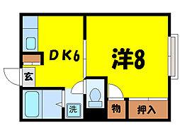 熊谷駅 2.2万円