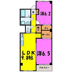 熊谷駅 10.4万円