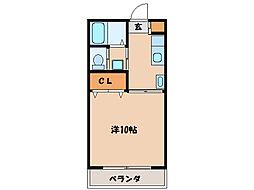 寿大丸マンション[102号室]の間取り