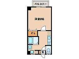 ライオネスマンション[106号室]の間取り