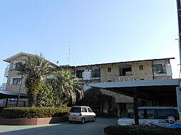 ハイツKANOYA[1階]の外観