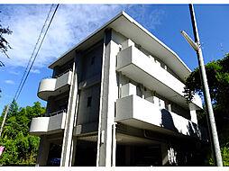 ブルーフェアリー[2階]の外観