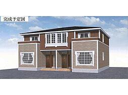 ガーデンハウスT I[1階]の外観