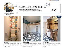 静岡県浜松市中区上浅田1丁目の賃貸アパートの外観