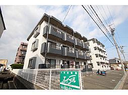 静岡県浜松市中区高林3丁目の賃貸マンションの外観