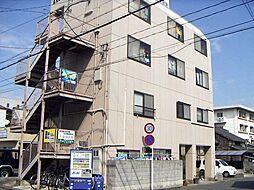 静岡県浜松市中区塩町の賃貸マンションの外観