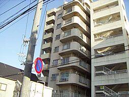 静岡県浜松市中区平田町の賃貸マンションの外観
