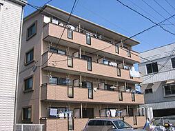 静岡県浜松市中区和地山2丁目の賃貸マンションの外観