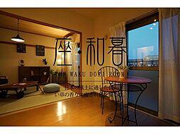 静岡県浜松市南区飯田町の賃貸マンションの外観