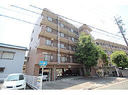 静岡県浜松市中区野口町の賃貸マンションの外観