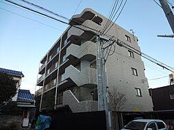 静岡県浜松市中区下池川町の賃貸マンションの外観