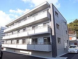 静岡県浜松市中区城北1丁目の賃貸マンションの外観