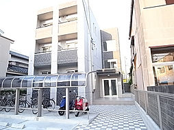 静岡県浜松市中区鹿谷町の賃貸マンションの外観