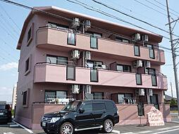 静岡県浜松市南区瓜内町の賃貸マンションの外観