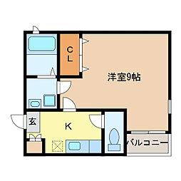 高塚駅 3.3万円