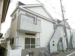 静岡県浜松市中区下池川町の賃貸アパートの外観