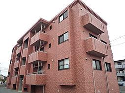 静岡県浜松市中区十軒町の賃貸マンションの外観