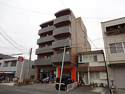 静岡県浜松市中区尾張町の賃貸マンションの外観