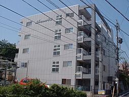 静岡県浜松市中区布橋1丁目の賃貸マンションの外観