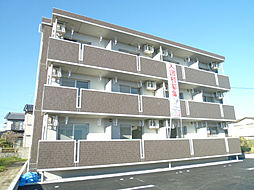 静岡県浜松市南区白羽町の賃貸マンションの外観