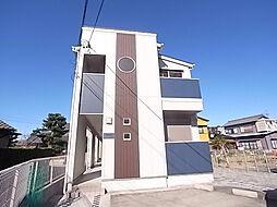 静岡県浜松市東区和田町の賃貸アパートの外観