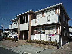 静岡県浜松市西区志都呂2丁目の賃貸アパートの外観