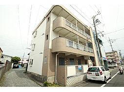 静岡県浜松市中区助信町の賃貸マンションの外観