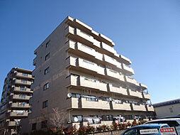愛知県名古屋市緑区黒沢台3丁目の賃貸マンションの外観