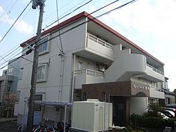 愛知県豊明市二村台7丁目の賃貸マンションの外観
