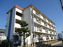 青山パークマンション[4階]の外観