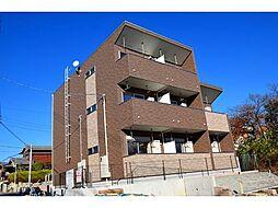 愛知県名古屋市緑区黒沢台2丁目の賃貸アパートの外観