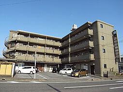 ファミール上松[4階]の外観