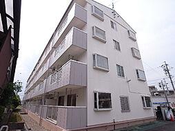 PATIO NAKANOMACHI[3階]の外観
