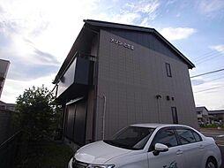 [テラスハウス] 岐阜県岐阜市市橋6丁目 の賃貸【/】の外観