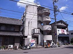 楽天地マンション[5階]の外観