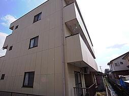 小林ハイツ六軒[2階]の外観