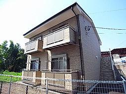 Plumeseヒロ B[2階]の外観
