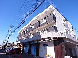 ADアパート[2階]の外観